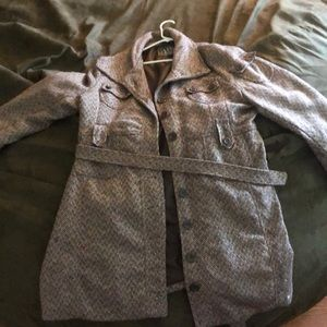 Wool Coat Last KISS